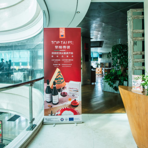 Top Tales press lunch in Pechino, October 21st 2020